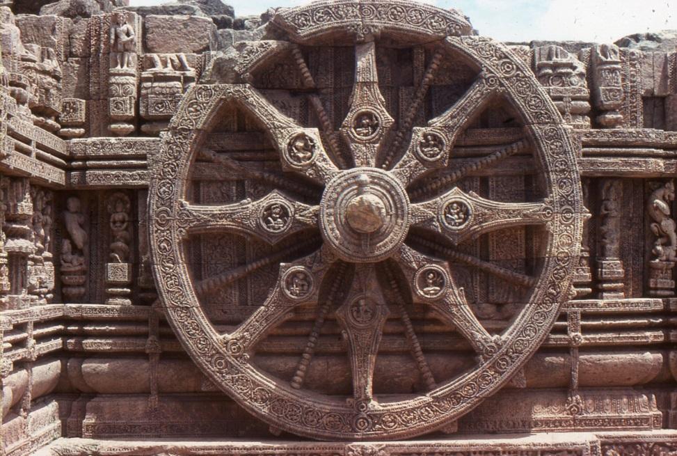 Wheel of surya essay