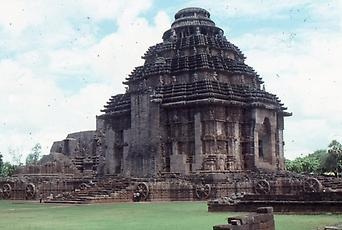 Sun-temple in Konarak