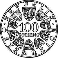 100 Schilling Xii Olympische Winterspiele In Innsbruck 1976 1
