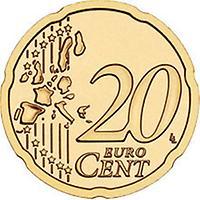 20 Cent österreich 2002 Münzen Kunst Und Kultur Im Austria Forum