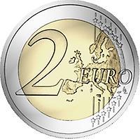 2 Euro Belgien 2008 2008 Münzen Kunst Und Kultur Im Austria