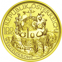 100 Euro - Wenzelskrone (2011)