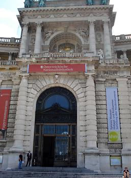 Nationalbibliothek © P. Diem