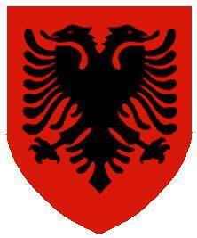 Albanische Flagge Bedeutung