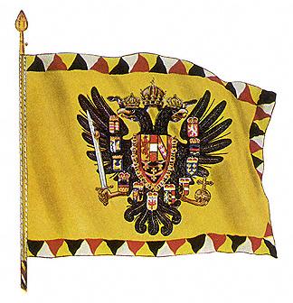 fahne und flagge ihre geschichtliche entwicklung symbole kunst und kultur im austria forum. Black Bedroom Furniture Sets. Home Design Ideas