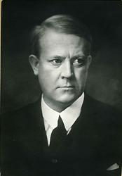 Vidkun Quisling Foto: National Archives, Aus: Wikicommons unter CC