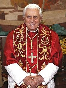 Kreuzstab des papstes