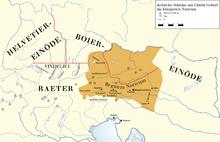 Germanische Stämme Karte.Noricum Austriawiki Im Austria Forum