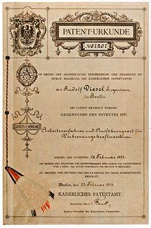 Rudolf Diesel | AustriaWiki im Austria-Forum