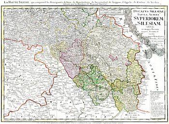 Schlesien Karte Deutsche Ortsnamen.österreichisch Schlesien Austriawiki Im Austria Forum
