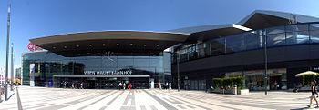 Wien Hauptbahnhof Austriawiki Im Austria Forum