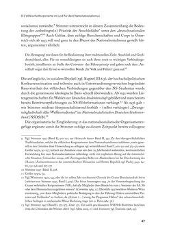 """Bild der Seite - 47 - in """" IM NATIONALEN ABWEHRKAMPF DER GRENZLANDDEUTSCHEN"""" - Akademische Burschenschaften und Politik in Österreich nach 1945"""