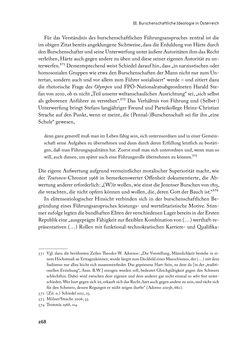 """Bild der Seite - 268 - in """" IM NATIONALEN ABWEHRKAMPF DER GRENZLANDDEUTSCHEN"""" - Akademische Burschenschaften und Politik in Österreich nach 1945"""