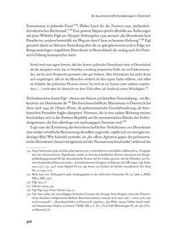 """Bild der Seite - 306 - in """" IM NATIONALEN ABWEHRKAMPF DER GRENZLANDDEUTSCHEN"""" - Akademische Burschenschaften und Politik in Österreich nach 1945"""