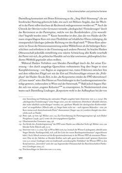 """Bild der Seite - 502 - in """" IM NATIONALEN ABWEHRKAMPF DER GRENZLANDDEUTSCHEN"""" - Akademische Burschenschaften und Politik in Österreich nach 1945"""