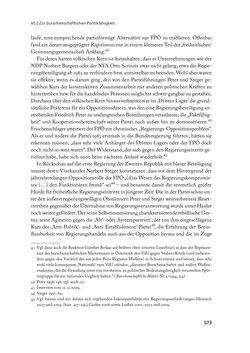 """Bild der Seite - 573 - in """" IM NATIONALEN ABWEHRKAMPF DER GRENZLANDDEUTSCHEN"""" - Akademische Burschenschaften und Politik in Österreich nach 1945"""