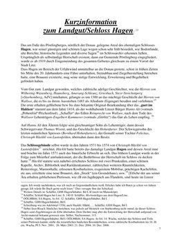 Image of the Page - 7 - in Adalbert Stifter und Schloss Hagen
