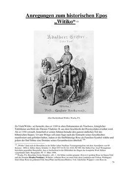 Image of the Page - 76 - in Adalbert Stifter und Schloss Hagen