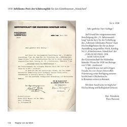 Bild der Seite - 128 - in Bildhauer Adolf Wagner von der Mühl - seine Herkunft und sein Werk