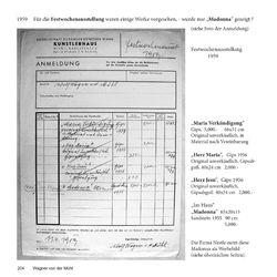 Image of the Page - 204 - in Bildhauer Adolf Wagner von der Mühl - seine Herkunft und sein Werk
