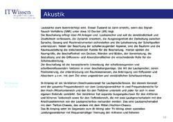 Bild der Seite - 10 - in IT Wissen - Akustik