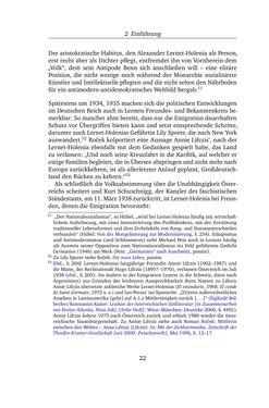 Bild der Seite - 22 - in Alexander Lernet-Holenia und Maria Charlotte Sweceny - Briefe 1938-1945
