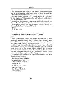 Bild der Seite - 200 - in Alexander Lernet-Holenia und Maria Charlotte Sweceny - Briefe 1938-1945