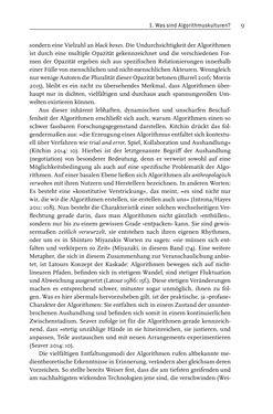 Image of the Page - 9 - in Algorithmuskulturen - Über die rechnerische Konstruktion der Wirklichkeit