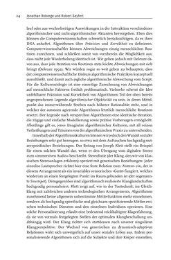 Image of the Page - 24 - in Algorithmuskulturen - Über die rechnerische Konstruktion der Wirklichkeit