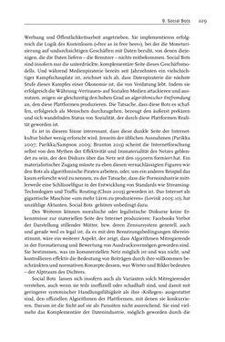 Bild der Seite - 229 - in Algorithmuskulturen - Über die rechnerische Konstruktion der Wirklichkeit
