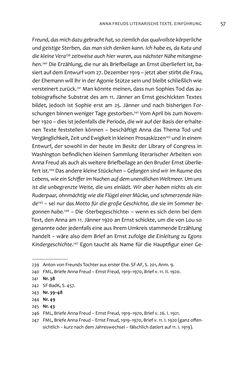 Bild der Seite - 57 - in Anna Freud - Gedichte – Prosa – Übersetzungen