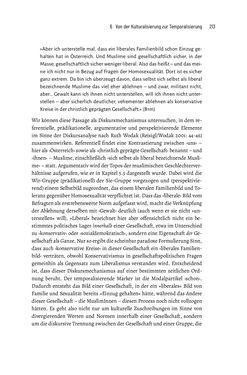 Bild der Seite - 213 - in Im Namen der Emanzipation - Antimuslimischer Rassismus in Österreich