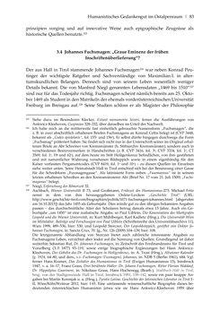 Bild der Seite - 83 - in Der sogenannte Antiquus Austriacus und weitere auctores antiquissimi - Zur ältesten Überlieferung römerzeitlicher Inschriften im österreichischen Raum