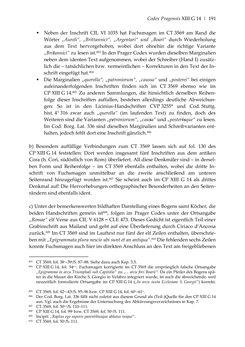Bild der Seite - 191 - in Der sogenannte Antiquus Austriacus und weitere auctores antiquissimi - Zur ältesten Überlieferung römerzeitlicher Inschriften im österreichischen Raum
