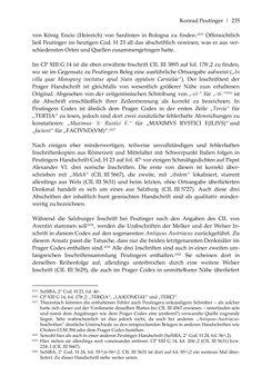 Bild der Seite - 235 - in Der sogenannte Antiquus Austriacus und weitere auctores antiquissimi - Zur ältesten Überlieferung römerzeitlicher Inschriften im österreichischen Raum