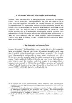 Bild der Seite - 265 - in Der sogenannte Antiquus Austriacus und weitere auctores antiquissimi - Zur ältesten Überlieferung römerzeitlicher Inschriften im österreichischen Raum