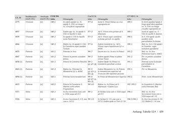 Bild der Seite - 439 - in Der sogenannte Antiquus Austriacus und weitere auctores antiquissimi - Zur ältesten Überlieferung römerzeitlicher Inschriften im österreichischen Raum