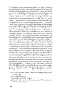 Bild der Seite - 26 - in Anton Kuh - Biographie