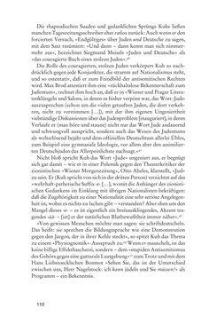 Bild der Seite - 110 - in Anton Kuh - Biographie