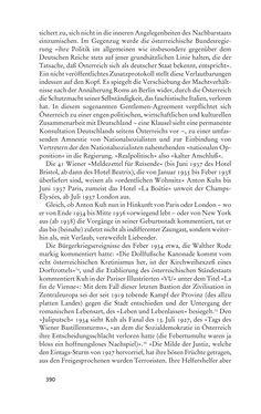 Bild der Seite - 390 - in Anton Kuh - Biographie