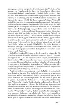 Image of the Page - 401 - in Anton Kuh - Biographie