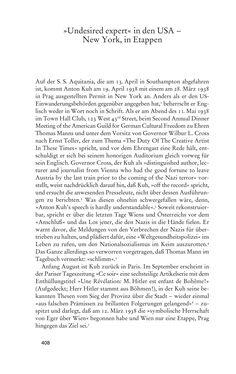 Bild der Seite - 408 - in Anton Kuh - Biographie