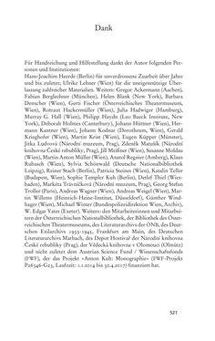Bild der Seite - 521 - in Anton Kuh - Biographie