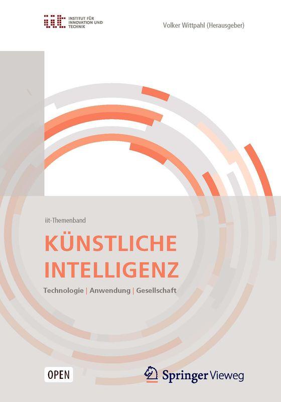 Bucheinband von 'Künstliche Intelligenz - Technologie | Anwendung | Gesellschaft'