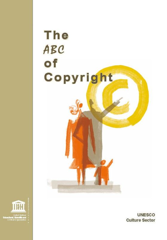 Cover of the book 'The ABC of  Copyright'