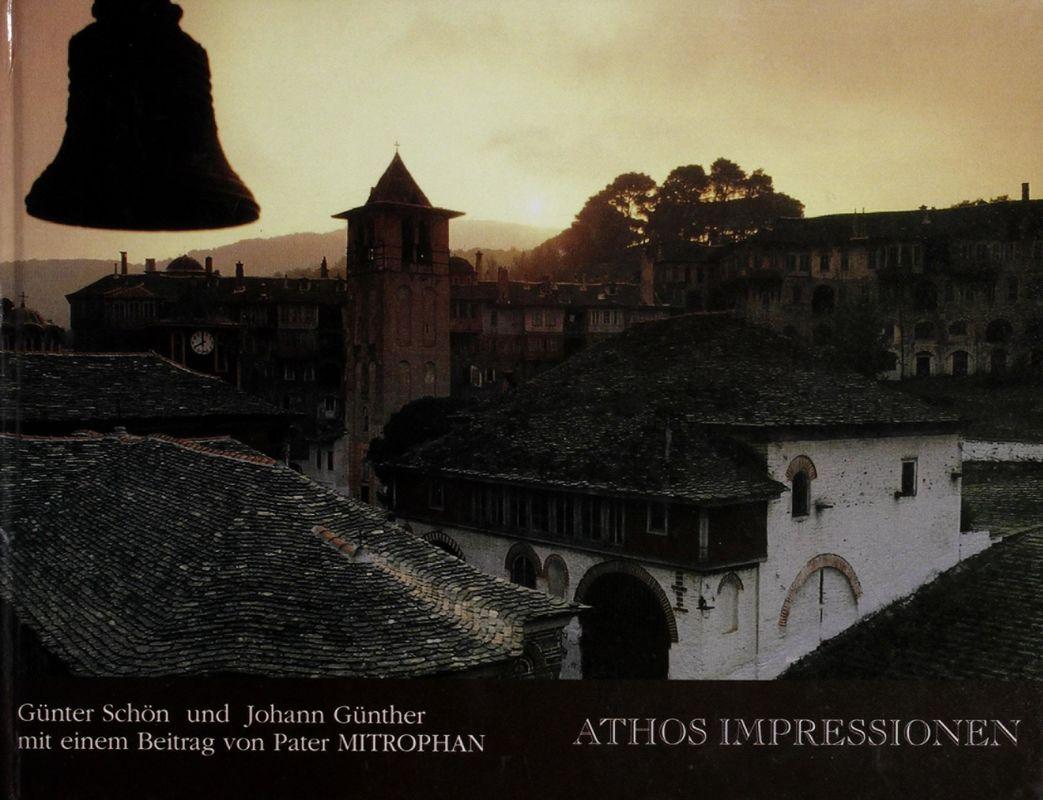 Cover of the book 'Athos Impressionen'