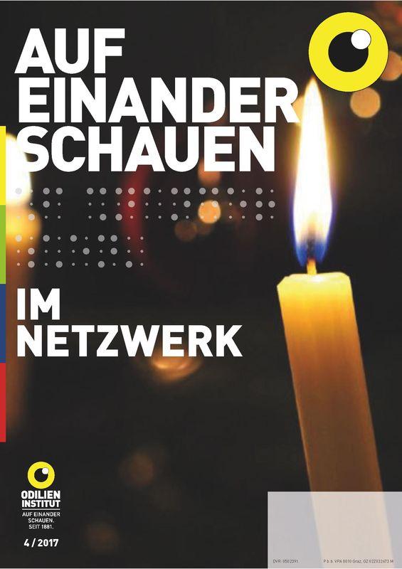 Bucheinband von 'Auf einander schauen, Band 4/2017'