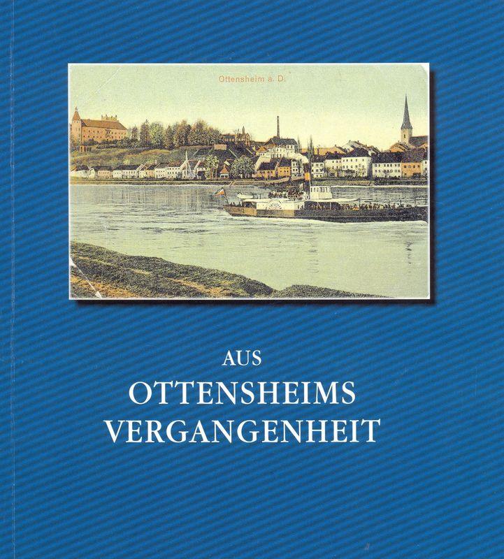 Bucheinband von 'Aus Ottensheims Vergangenheit'