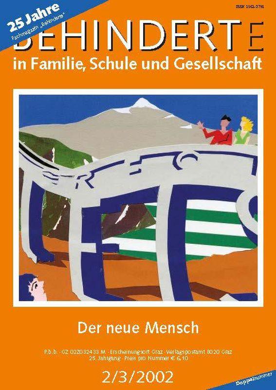 Bucheinband von 'Behinderte in Familie, Schule und Gesellschaft, Band 2+3/2002'