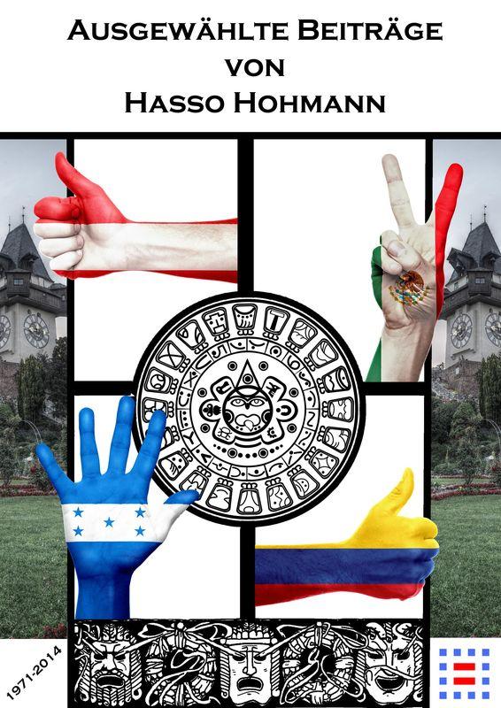 Bucheinband von 'Ausgewählte Beiträge von Hasso Hohmann'